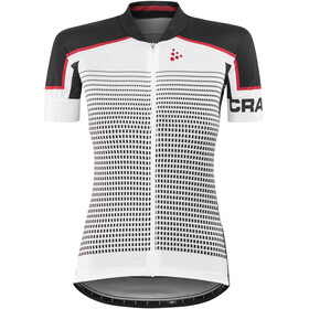 Craft Empress SS Jersey Women Black/Bright Red